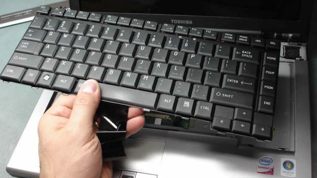 Как заменить клавиатуру на ноутбуке - Приоритет